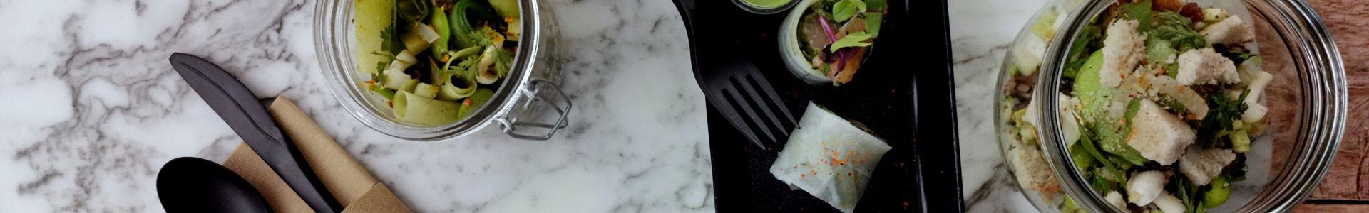 Les entrées de votre repas, livrées en entreprises à Lille - Instant Culinaire